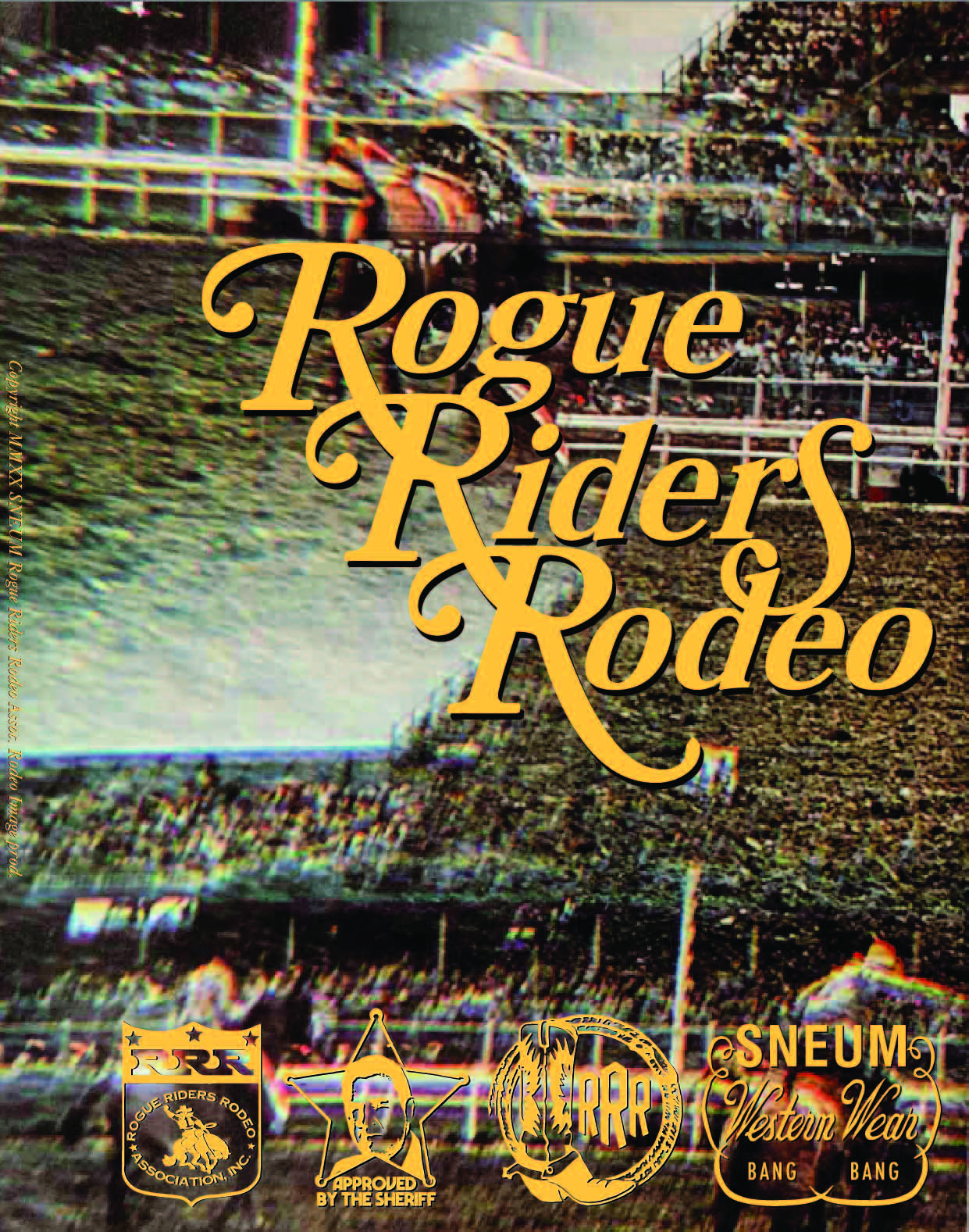 Rogue Riders Rodeo Western Wear Western Apparel