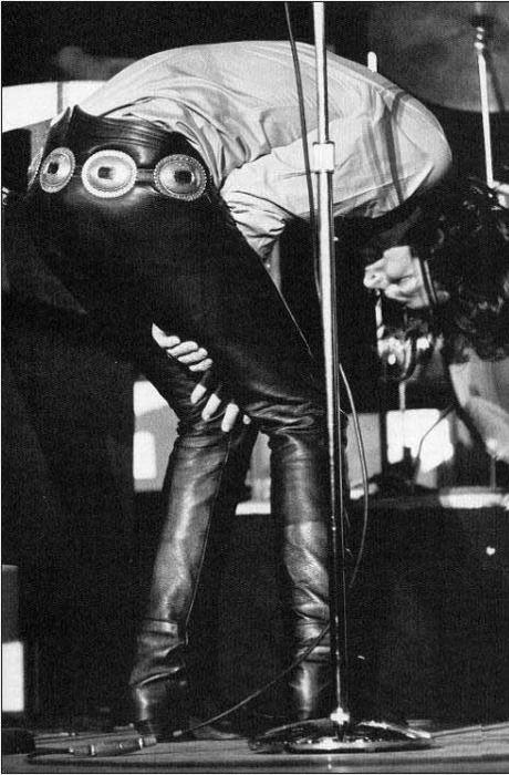 Jim Morrison w. concho belt