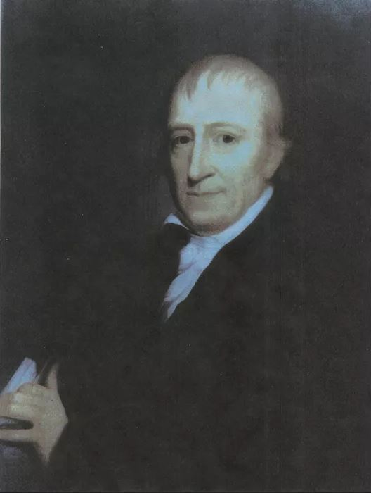 John Hewson, the designer of the first bandana in the American revolution