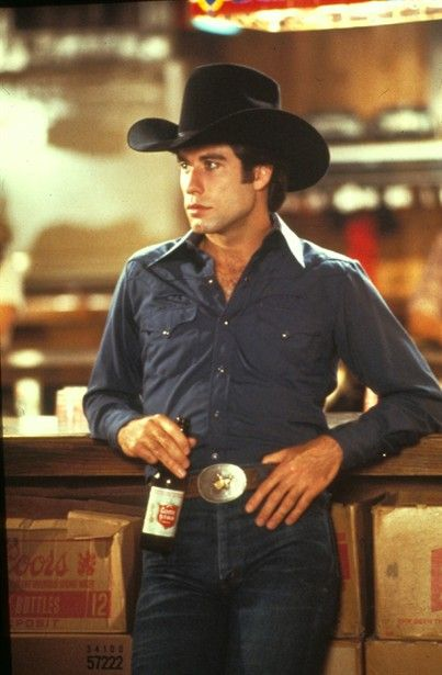 John Travolta Urban Cowboy 1980