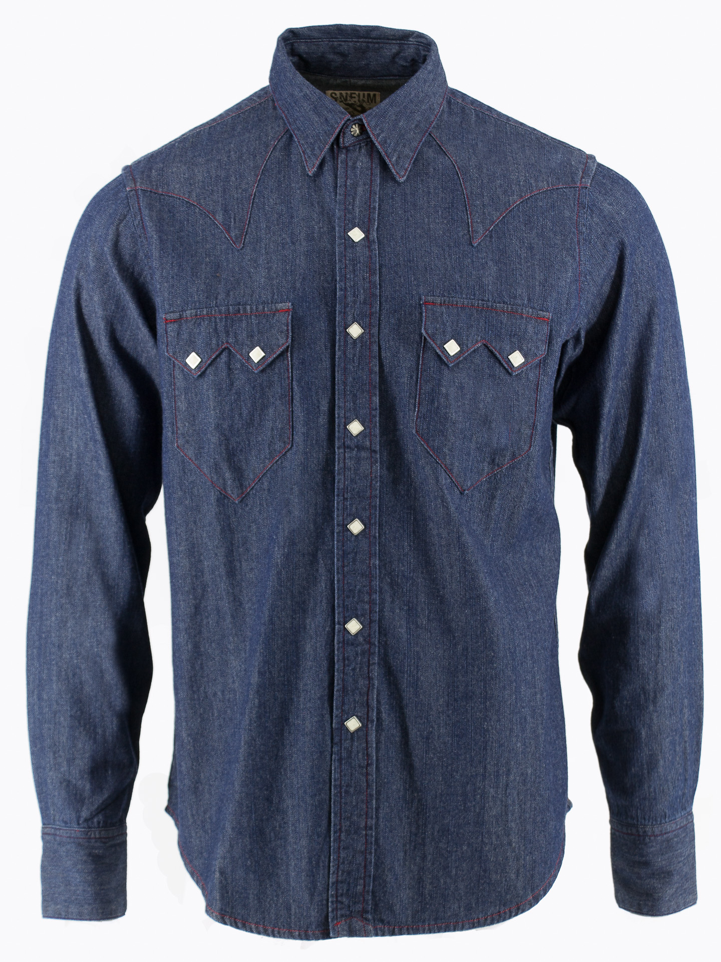 Sawtooth western denim