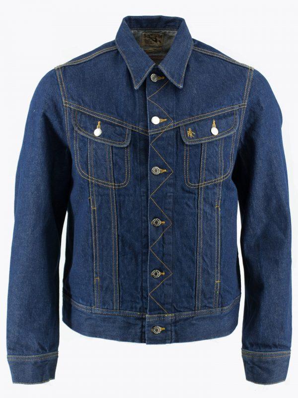 Rider denim jacket Cone denim