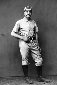 Baseball cap history