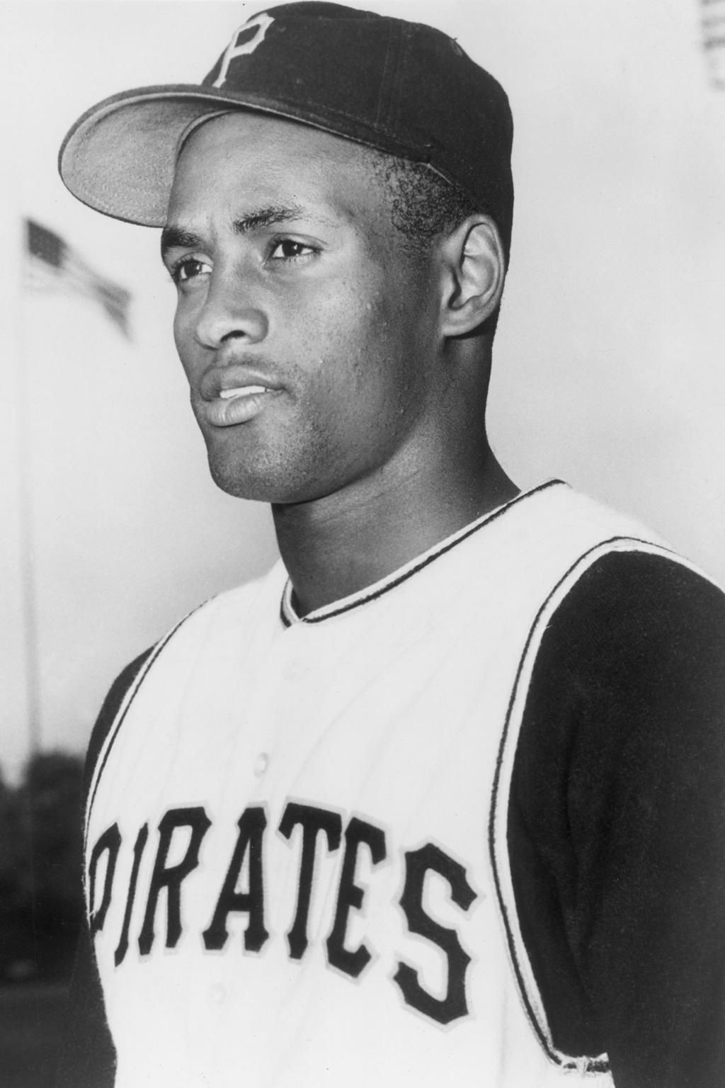 Roberto Clemente, 1955