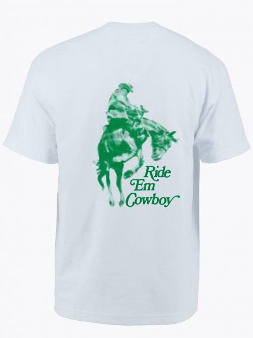 Ride em cowboy t-shirt
