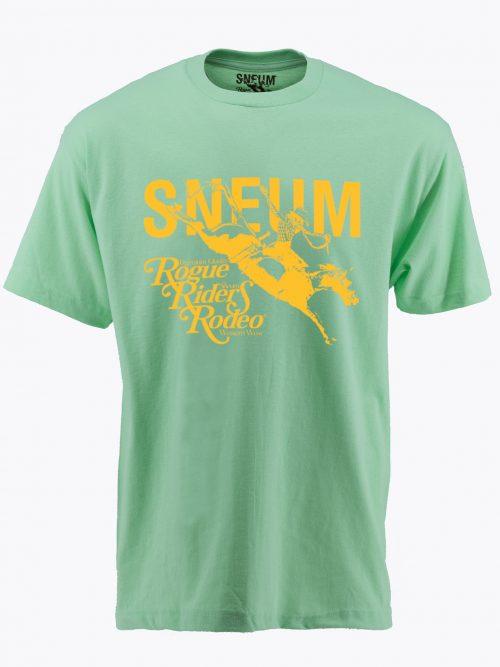 SNEUM RRR logo t-shirt tee
